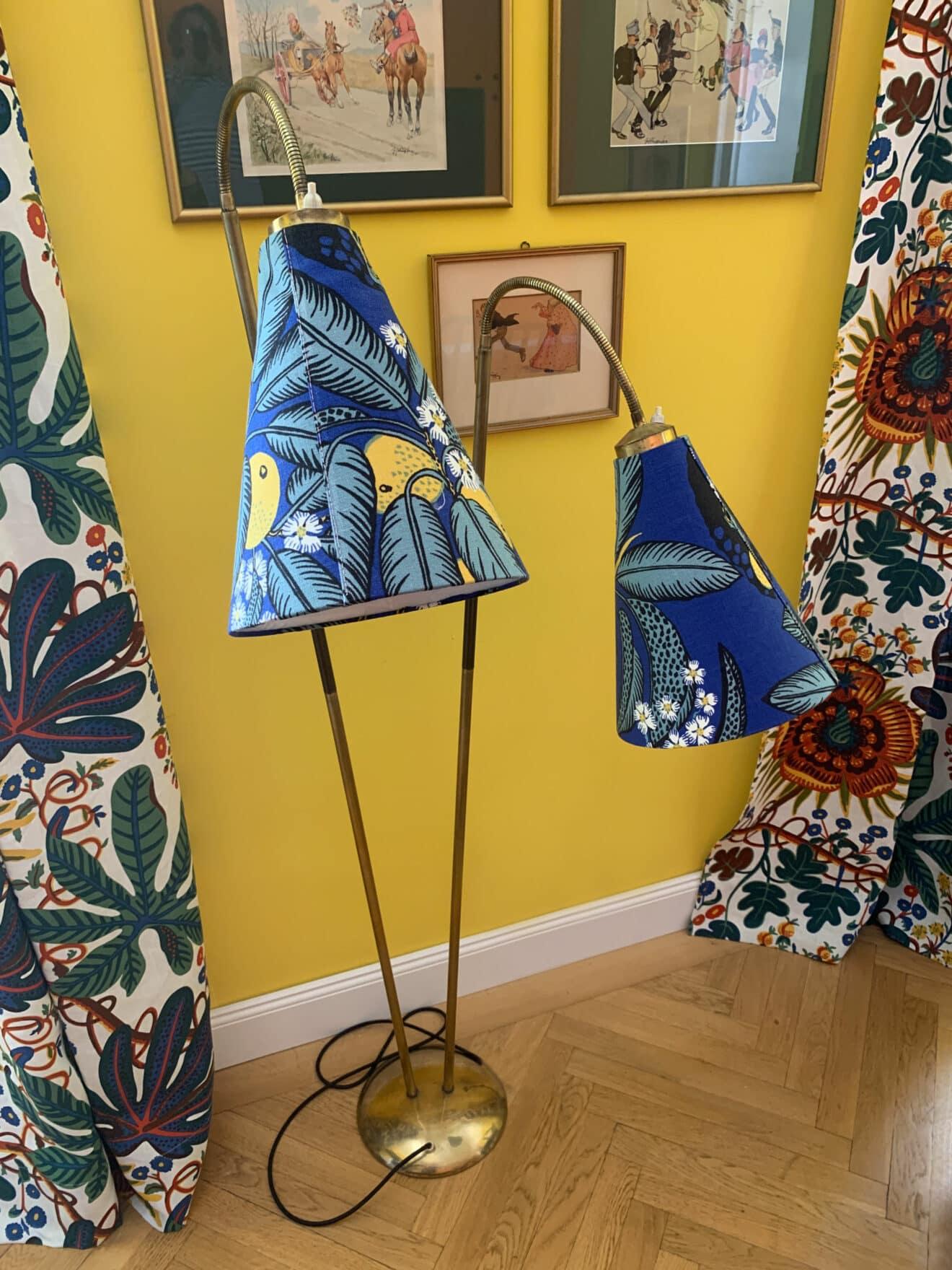 Josef-Frank-Lampe-Tütenluster-Stehlampe-Notturno-1
